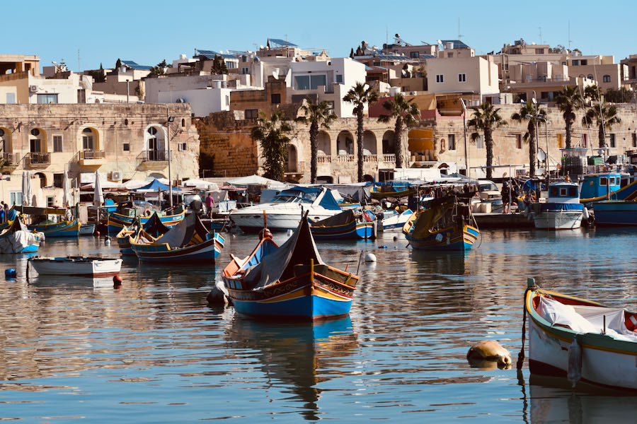 Cosa Vedere A Malta   Marsaxlokk