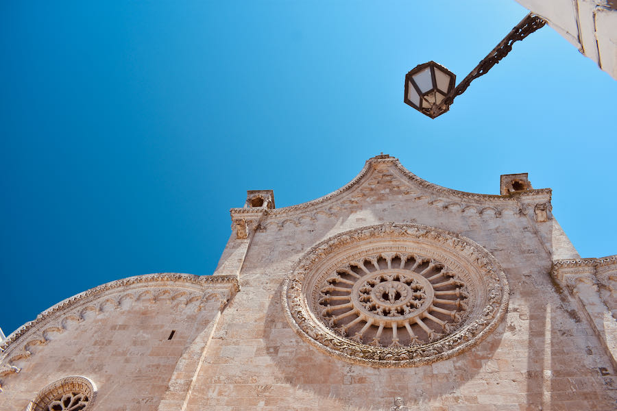 Cosa Vedere A Ostuni   Concattedrale di Santa Maria Assunta in Cielo