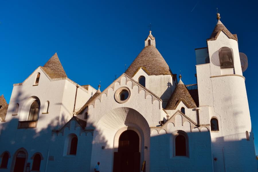 Cosa Vedere Ad Alberobello | Chiesa Trullo