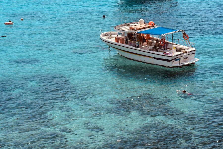 Escursioni Da Fare A Malta   Blue Lagoon Comino