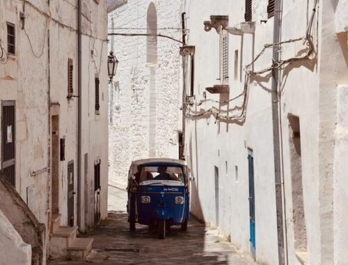 Ostuni Città Bianca | Ape Calessino