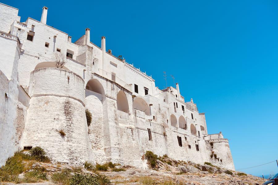 Ostuni La Città Bianca   Mura Aragonesi