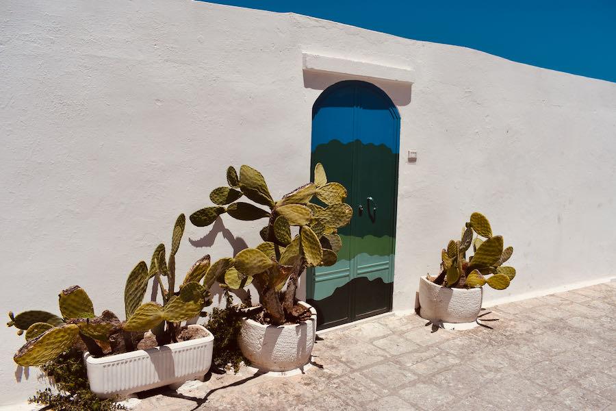 Ostuni Puglia   Porta Blu Paradiso Posti IG