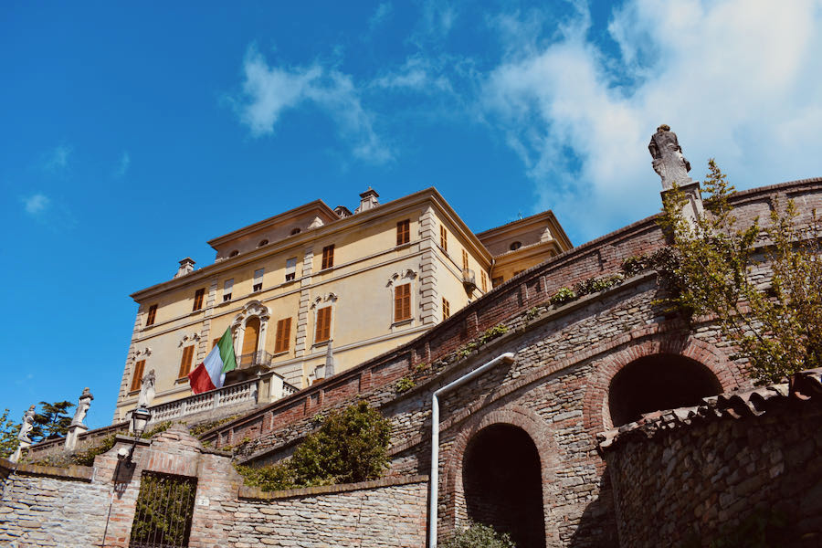 Canelli | Castello Gancia