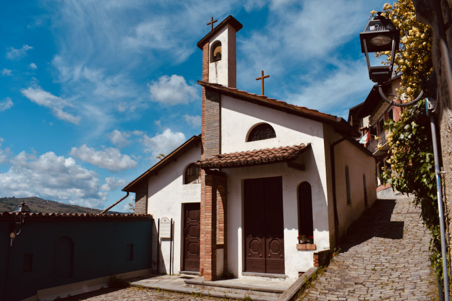 Canelli Cosa Vedere | Chiesetta San Giuseppe