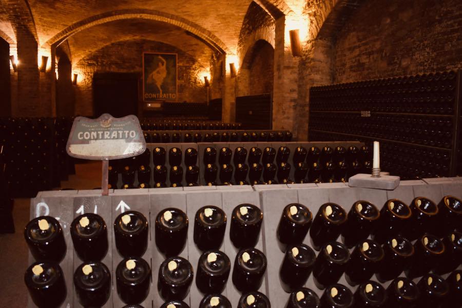 Cattedrali Sotterranee Canelli | Contratto Winery