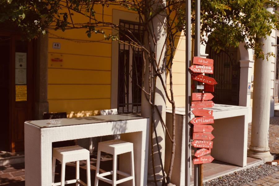 Cormòns Vino Cantine | Indicazioni Bar