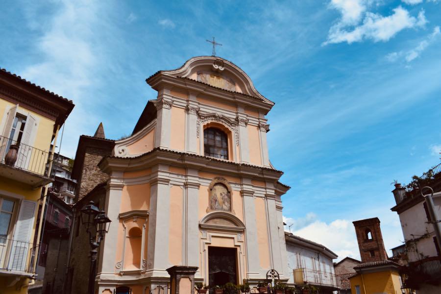 Cosa Vedere A Canelli | Chiesa dell'Annunziata