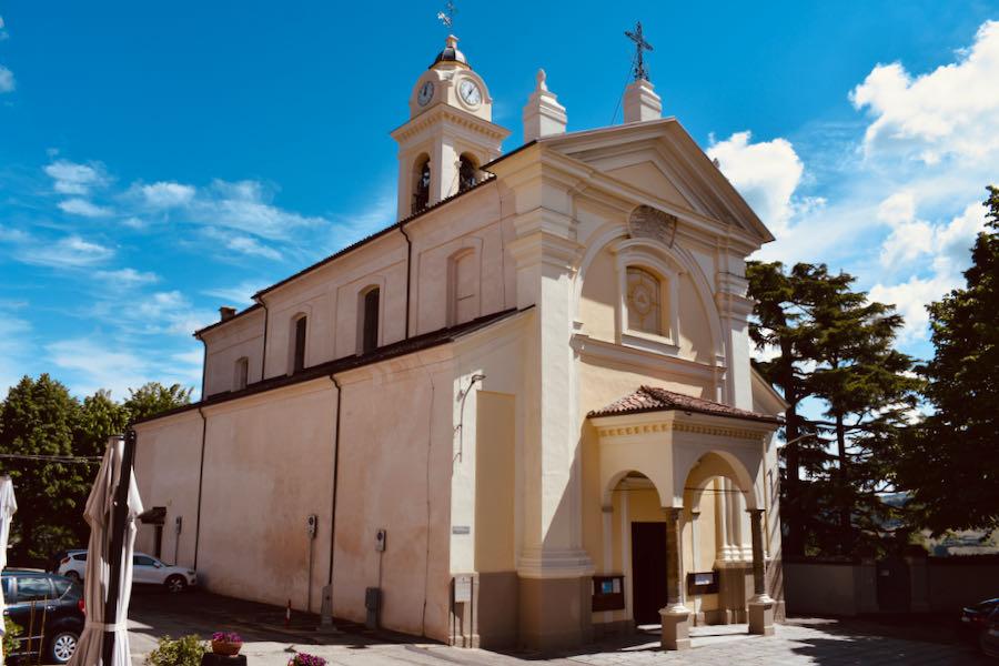 Cosa Vedere A Canelli | Chiesa di San Leonardo
