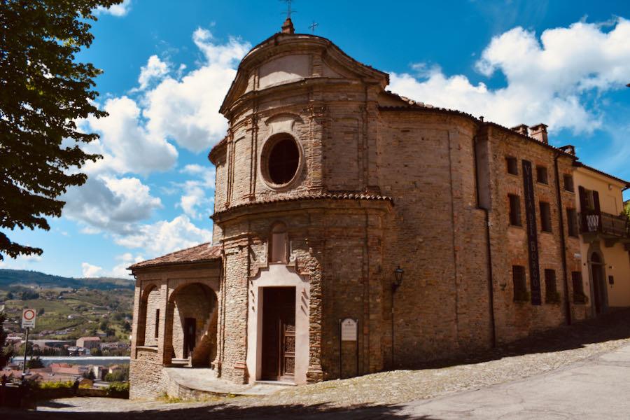 Cosa Vedere A Canelli | Chiesa di San Rocco