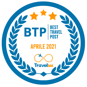 Riconoscimenti: Best Travel Post Aprile 2021