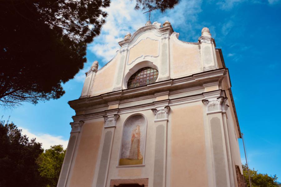 Verezzi | Chiesa Santa Maria Maddalena