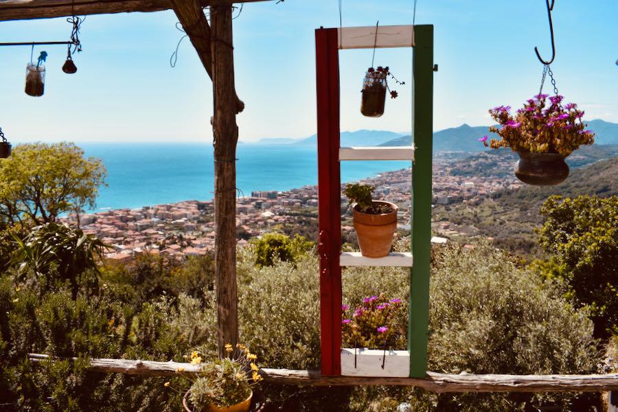 Verezzi | Panorama B&B Cà Rosa