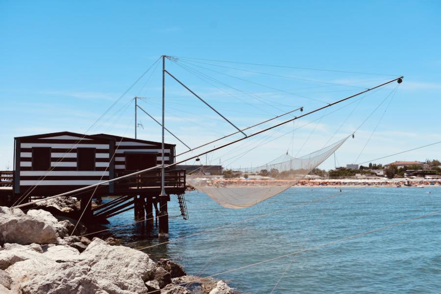 Cesenatico Cose Da Vedere   Capanni Pescatori