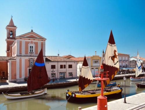 Cosa Vedere A Cesenatico | Porto Canale Chiesa
