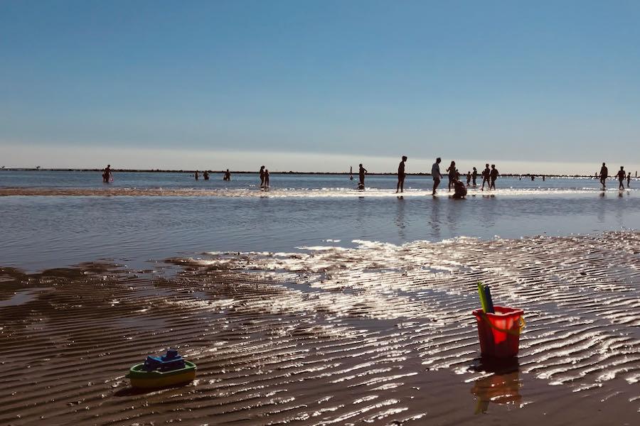 Cosa Vedere Cesenatico   Spiaggia Lungomare