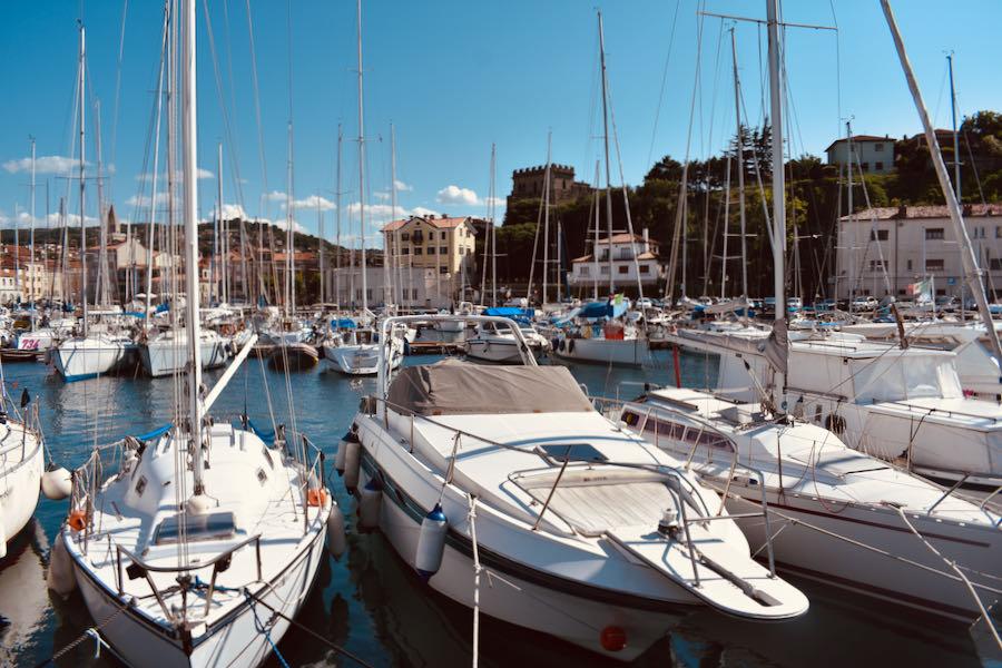 Cosa Vedere A Muggia | Porto San Rocco Marina