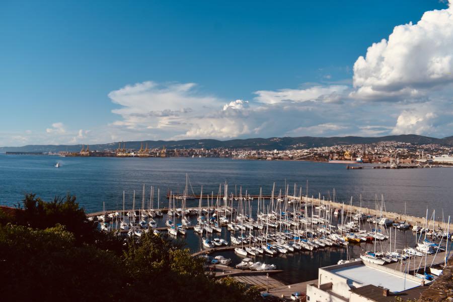 Cosa Vedere A Muggia | Porto San Rocco Vista