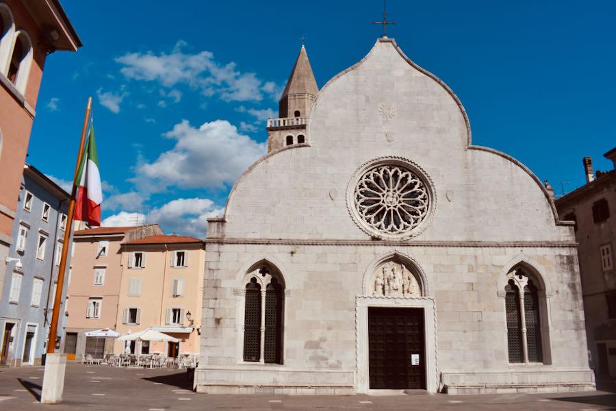 Muggia Cosa Vedere | Chiesa Santi Giovanni Paolo