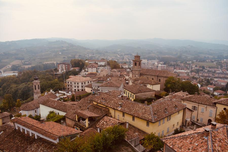 Cosa Vedere Castagnole Lanze | Panorama